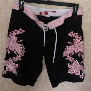 Vintage O'neil Board shorts size 5